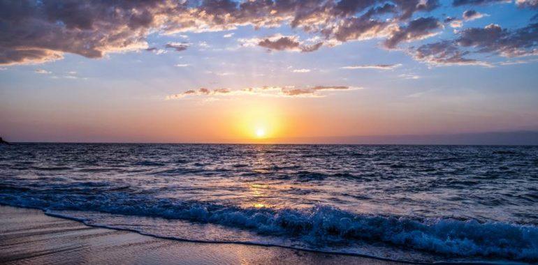 Een zee van gedachten